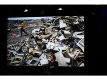 Pressekonferenz: Apple zeigt sich politisch