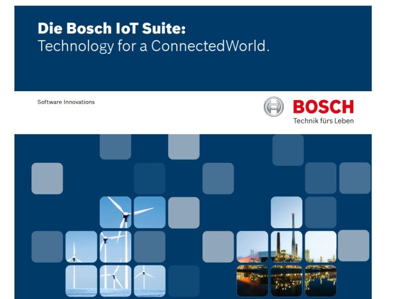Iot Cloud Von Bosch Startet In Stuttgart Zdnet De
