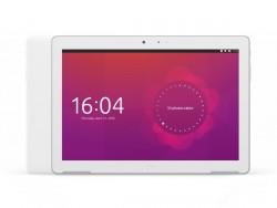 Das BQ Aquaris M10 Ubuntu Edition wird in Schwarz oder Weiß erhältlich sein (Bild: BQ).