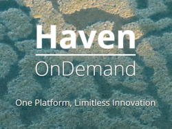 HPE Haven OnDemand (Screenshot: ZDNet.de)
