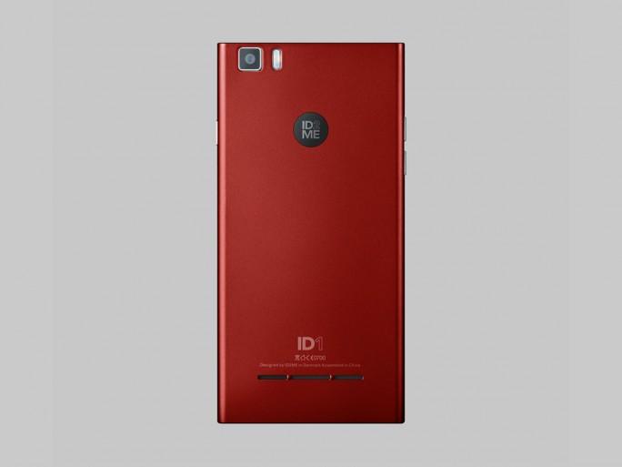 Für das ID1 sind sieben verschiedenfarbige Wechselgehäuse verfügbar (Bild: ID2ME).