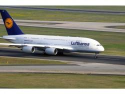 Airbus A380 (Bild: Lufthansa)