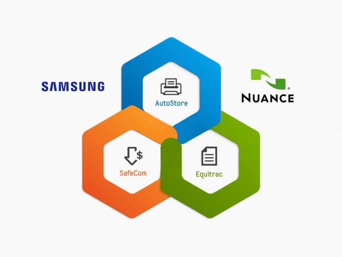 Samsung und Nuance bieten gemeinsam Document-Imaging-Lösungen für Geschäftskunden an (Bild: Samsung).