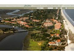 Sea Island, Ort des privaten und streng vertraulichen Millairdärstreffens World Forum (Screenshot: ZDNet.de)