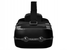 "AMD zeigt kabelloses Virtual- und Augmented-Reality-Headset ""Sulon Q"""