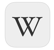 Wikipedia-Icon iOS (Bild: Wikipedia, via iTunes)