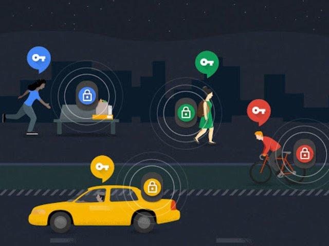 Die EID soll Beacons sicherer machen (Bild: Google).