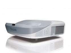 Der Benq MW883UST kann zwei Einzelprojektionen zu einem Bild zusammenfügen oder getrennt nebeneinander darstellen (Bild: Benq).