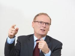 Jochen Homann, Präsident der Bundesnetzagentur (Bild: Bundesnetzagentur/Laurence Chaperon)