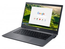 Das Acer Chromebook 14 for Work gibt es mit HD- oder Full-HD-Display (Bild: Acer).