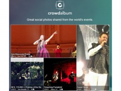 CrowdAlbum (Screenshot: ZDNet.de)