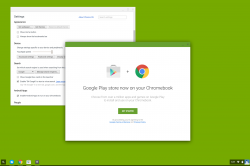 Google Play unter Chrome OS (Bild: InauspiciousPagan, via Reddit)