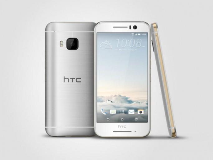 Das HTC One S9 kommt Mitte Mai für 499 Euro in den Handel (Bild: HTC).