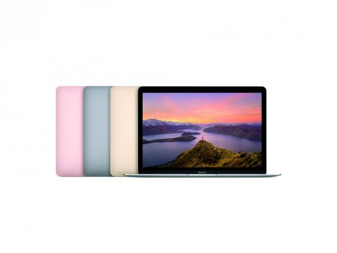 MacBook 2016 (Bild: Apple)