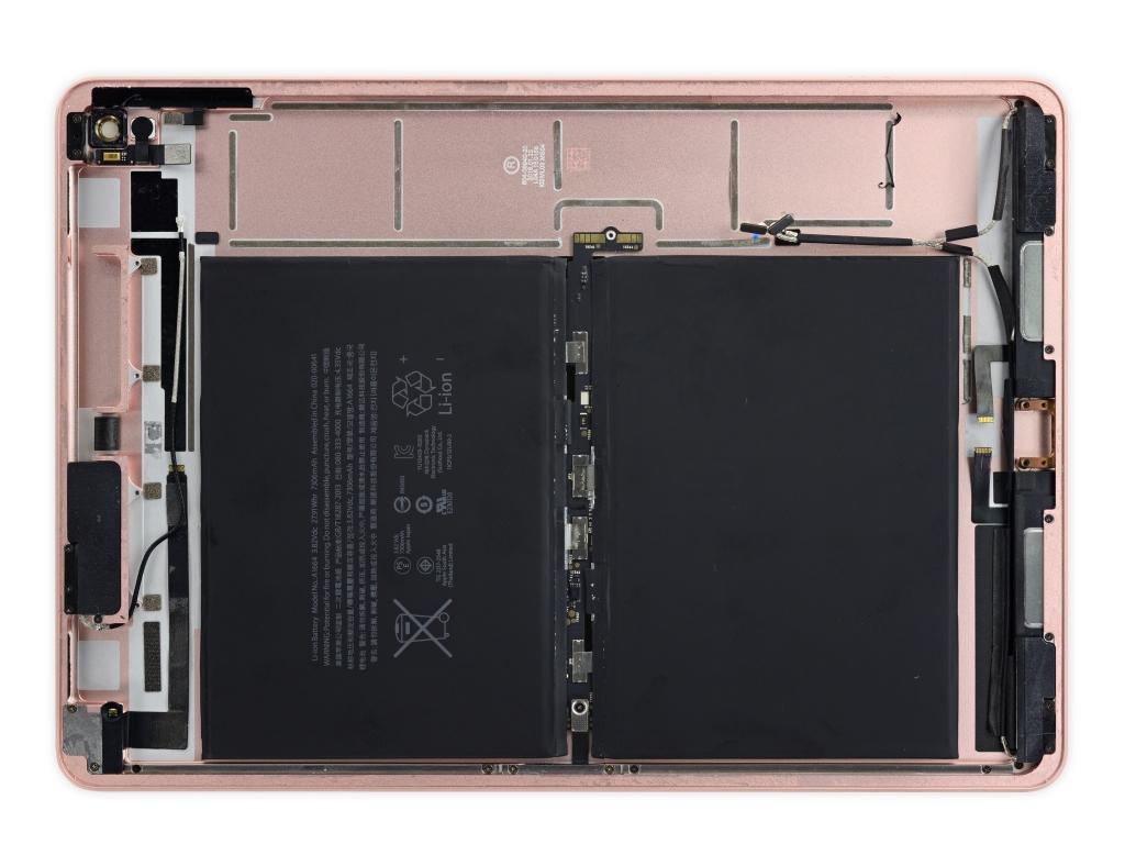 iFixit: iPad Pro 9,7 Zoll lässt sich schlecht reparieren | ZDNet.de