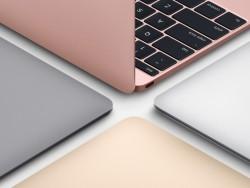 farboptionen des neuen Macbook (Bild: Apple)