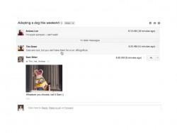 """Das """"Mic Drop""""-GIF ist nicht in jedem Kontext witzig (Bild: Google)"""
