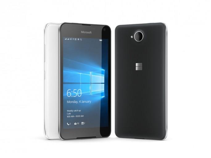 Mit 229 Euro kostet die Dual-SIM-Version des Lumia 650 genauso viel wie die Single-SIM-Ausführung zum Marktstart (Bild: Microsoft).