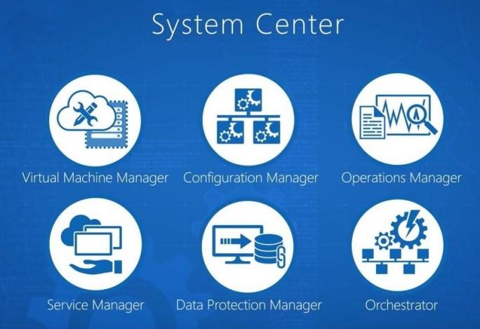 Microsoft System Center 2016 (Bild: Microsoft)
