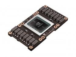 Der GPU-Beschleuniger Tesla P100 verwendet den auf der Pascal-Architektur  basierenden GP100-Chip (Bild: Nvidia).