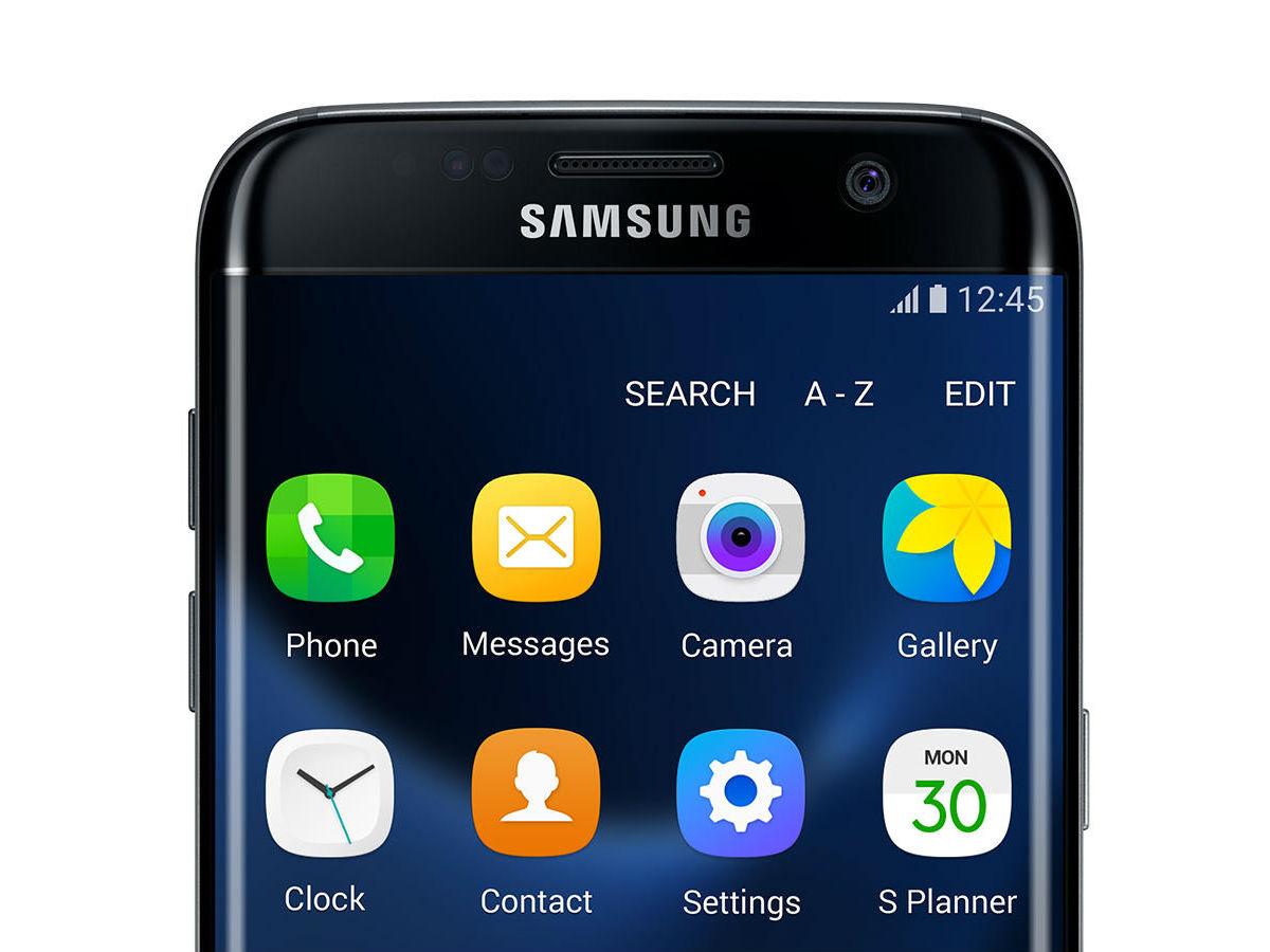 Galaxy S7 Bild Samsung