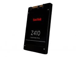 Die SanDisk Z410 nutzt im 15-Nanometer-Verfahren gefertigten TLC-NAND-Flashspeicher (Bild: SanDisk).