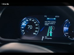 Autopilot von Volvo Drive Me (Bild: Volvo)