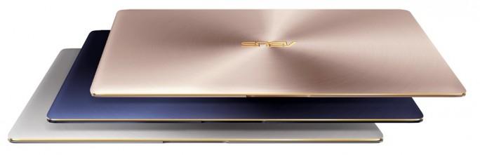 ASUS ZenBook 3 UX390 (Bild: Asus)