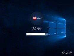 Windows 10 (Screenshot: ZDNet)