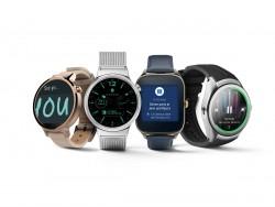 Android Wear 2.0 ist das bisher umfangreichste Update für Googles Smartwatch-Betriebssystem (Bild: Google).