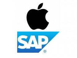 Apple und SAP kooperieren (Bild: ZDNet)