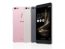 Das ZenFone 3 Ultra kommt mit 6,8-Zoll-Bildschirm (Bild: Asus).