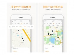 Didi-Chuxing-App auf iPhone (Screenshot: ZDNet bei iTunes)