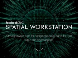 Facebook 360 Spatial Workstation (Bild: Facebook)