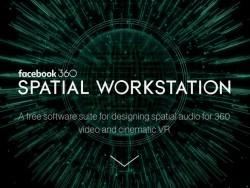 Facebook 360 Spatial Workstation (Bild: Facebook)