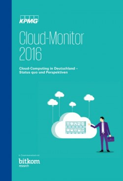 KPMG Cloud Monitor 2016 (Bild: KPMG)