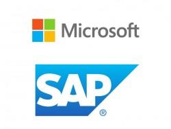 Microsoft und SAP (Bild: ZDNet.de)