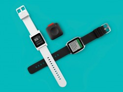 Pebble 2, Pebble Time 2 und Pebble Core (Bild: Pebble)