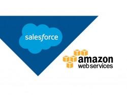 Salesforce hostet seine Dienste künftig bei AWS (Bild: Salesforce)
