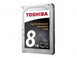 Toshiba X300 mit 8 TByte Kapazität (Bild: Toshiba)