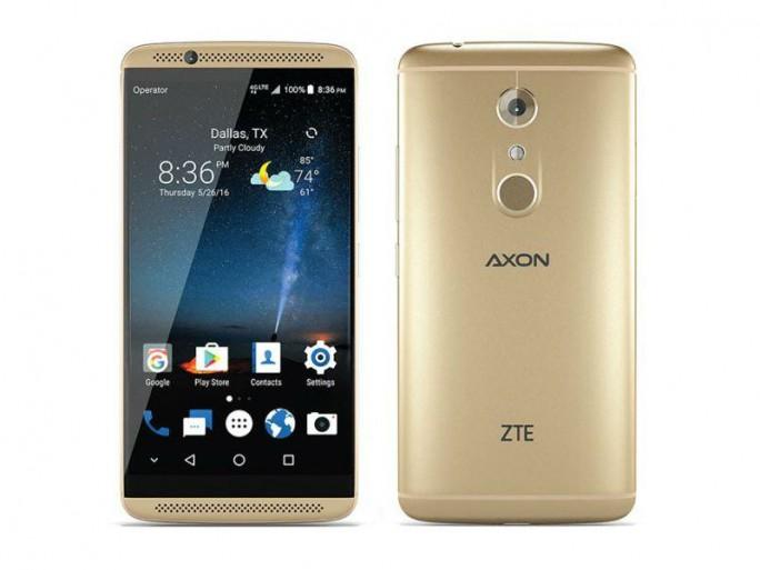 Das ZTE Axon 7 soll wie der Vorgänger rund 450 Dollar respektive Euro kosten (Bild: ZTE).