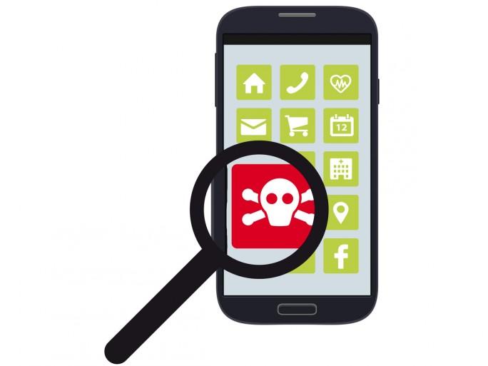 Android-Malware (Bild: Fraunhofer SIT)