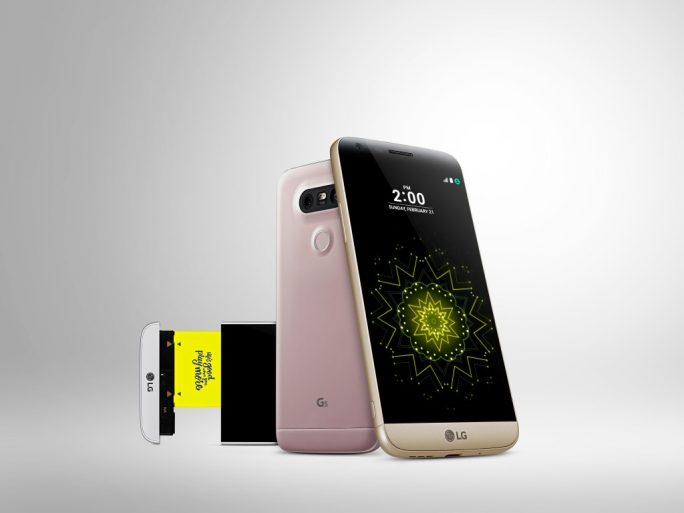 LG G5 (Bild: LG)