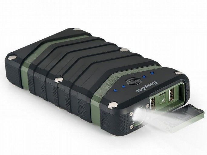 Rugged Power Bank EasyAcc (Bild: EasyAcc)