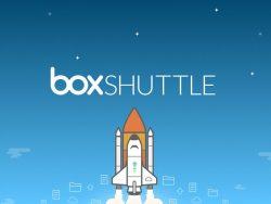 Box Shuttle soll Unternehmen die Datenmigration in die Cloud erleichtern (Bild: Box).