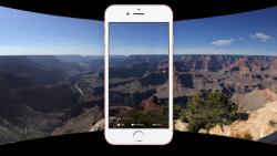 Rundum-Modus in Facebooks iOS-App (Bild: Facebook)