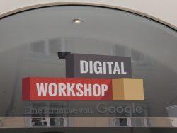 """Google hat mit Partnern seiner Initiative """"Weltweit Wachsen"""" ein Trainingszentrum in München eröffnet (Bild: silicon.de)."""