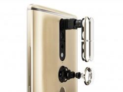 Mittels Kameras und Sensoren ermöglicht Tango, die Umgebung zu erfassen und zu visualisieren (Bild: Lenovo).
