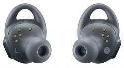 Die Bluetooth-Kopfhörer Gear IconX bieten ausreichend Speicher für bis zu 1000 MP3-Lieder (Bild: Samsung).