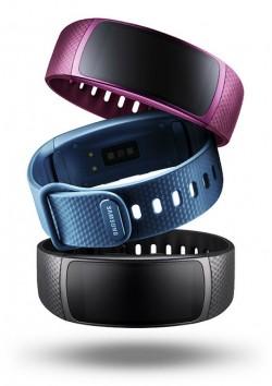 Das Gear Fit2 erlaubt dank GPS auch die Aufzeichnung des Streckenverlaufs (Bild: Samsung).